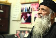 Photo of Abdul Sattar Edhi – a name which is not even unfamiliar throughout the globe.