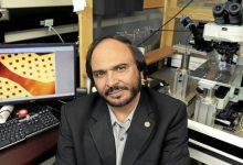Photo of Dr. Naweed Syed – globally acclaimed scientist