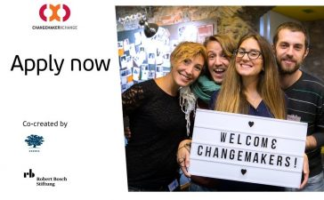 Fully Funder ChangeMakerXchange in Thailand Share To Aware
