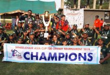 Photo of Pakistan Wins Wheelchair Asia Cup By Beating India In Final