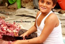 Photo of Pakistan's Child Labourer
