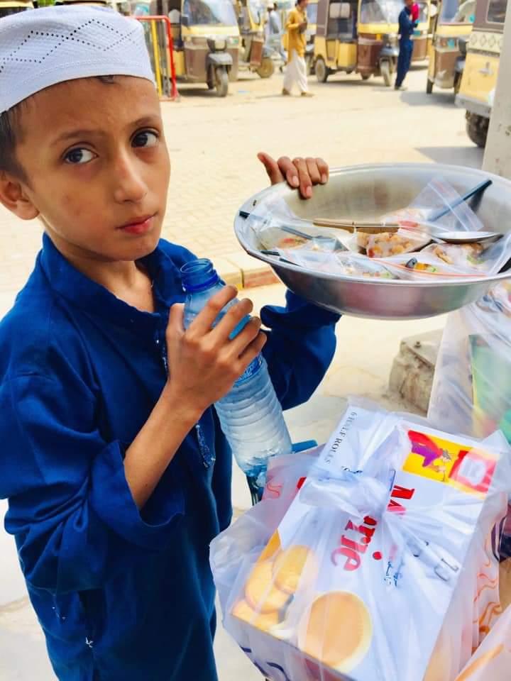 Karachi Street Children