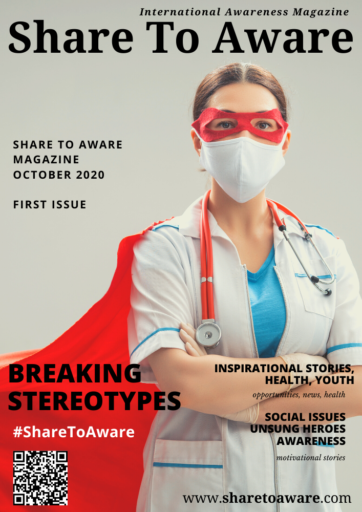 Share To Aware Magazine Online